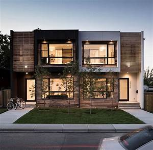 Two New Homes That Feature A Variety Of Natural And