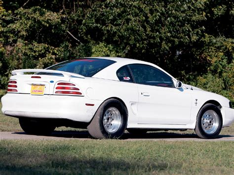1995 Ford Mustang  Vin 1falp42t5sf153924 Autodetectivecom