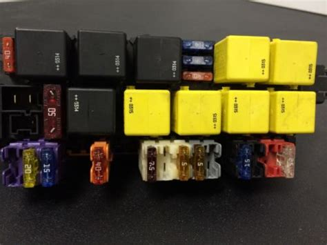 Mercede S430 Fuse Box by 03 06 W220 Mercedes S55 Amg S500 S430 Front Left Same Fuse