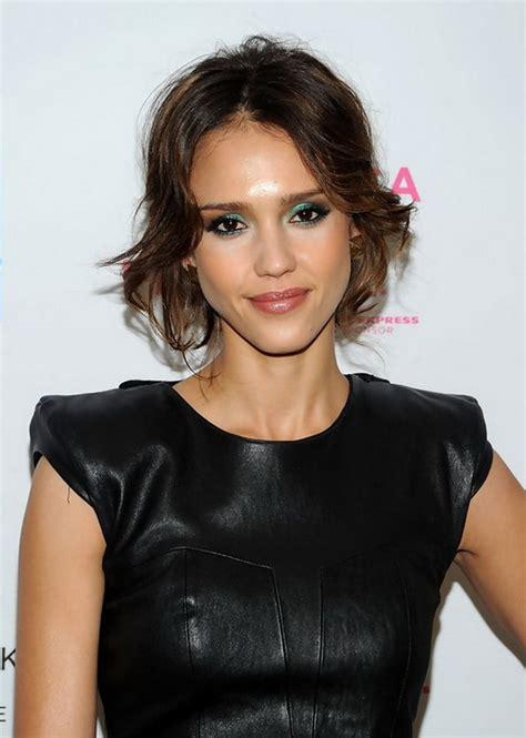jessica alba hairstyles celebrity latest hairstyles