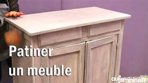 patiner un meuble tutoriel vid 233 o comment patiner un meuble