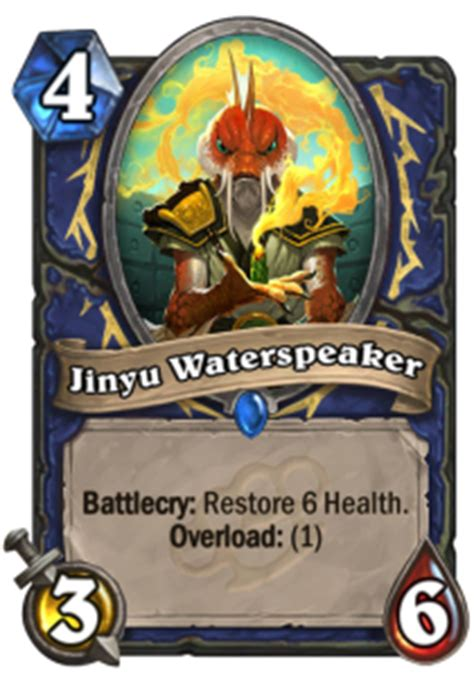 overload hearthstone cards list hearthstone top decks