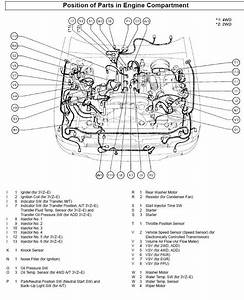 Toyota Engine Diagrams 3 0 Liter V6 1999