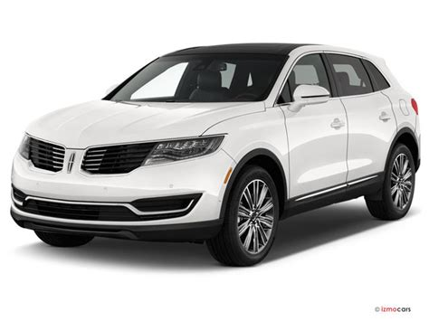 2018 Lincoln Mkx Prices, Reviews And Pictures