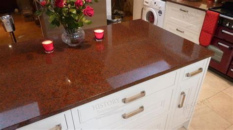Imported African Red Granite Countertops, Countertop