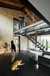 transformez votre maison avec le plancher en verre With carrelage escalier