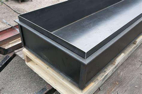 decorative trough custom  rushton llc