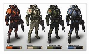 Future Combat Space Suit - Pics about space