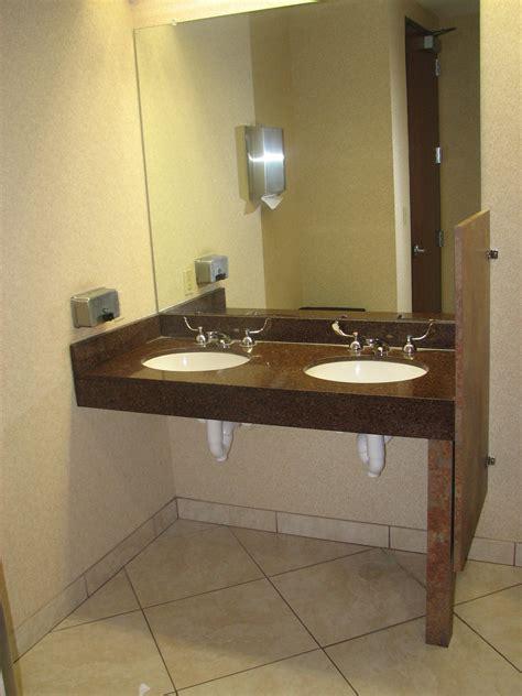 ada compliant bathroom vanity wheelchair accessible bathrooms in