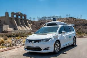 Google Reveals The Software Behind Its Self-driving Cars