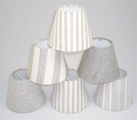 candle light l shades candle lshades handmade in uk linen fabric ebay