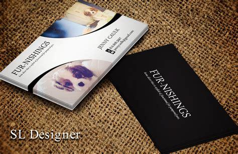 Upmarket, Elegant Business Card Design For Jenny Caulk By