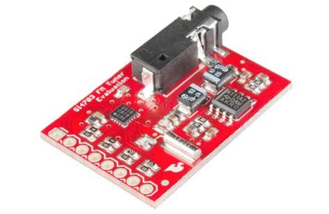 si4703 fm radio receiver hookup guide learn sparkfun