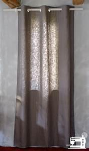 Embrases Double Rideaux : coudre des rideaux doubl s pop couture ~ Teatrodelosmanantiales.com Idées de Décoration