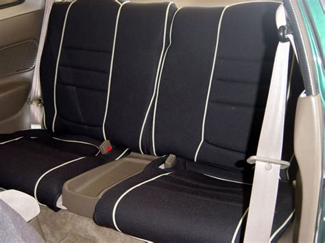 Acura Integra Seat Covers by Acura Integra Standard Color Seat Covers Rear Seats