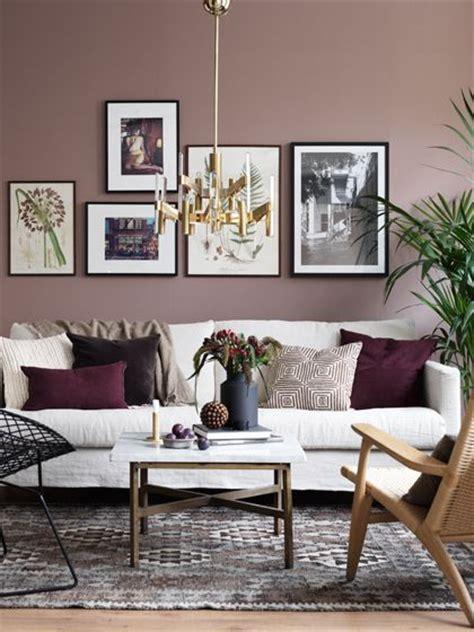 parede verde sofá marrom cores para sala de estar aprenda a deixar sua casa linda