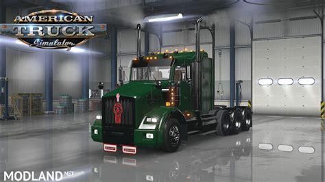 kenworth  update mod  american truck simulator ats