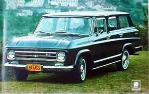 Hist U00d3ria - Chevrolet Veraneio 50 Anos