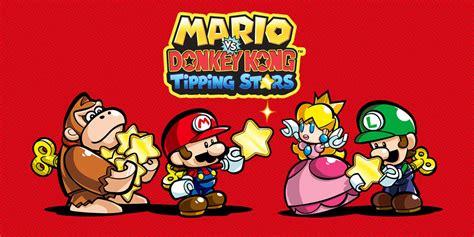 Mario Vs Donkey Kong Tipping Stars Wii U Download