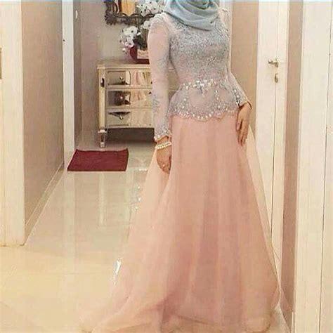 hijabi evening dresses model baju wanita baju muslim