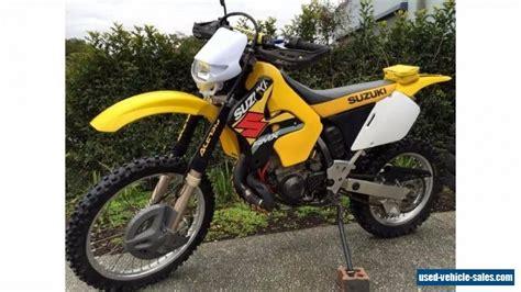Used Suzuki Dirt Bikes For Sale by Suzuki Rmx250 For Sale In Australia