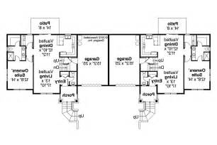 Stunning Images Two Story Duplex Plans by Craftsman House Plans Lincolnshire 60 032 Associated