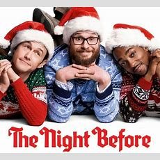The Night Before  Teaser Trailer