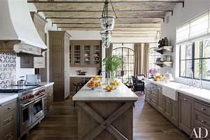 13, Alluring, Modern, Farmhouse, Kitchens, Photos