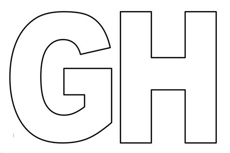 moldes de letras para imprimir do alfabeto ideias mix