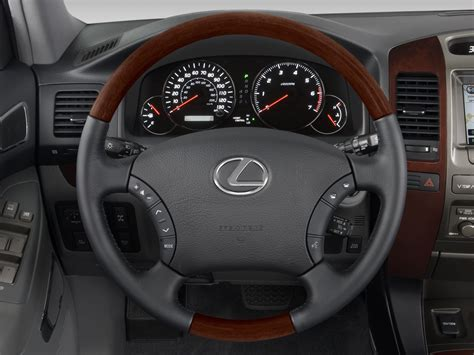 lexus steering wheel 2008 lexus gx470 steering wheel interior photo