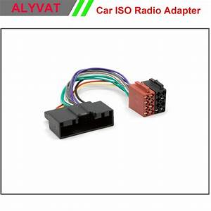 Car Iso Radio Wiring Harness For Ford Focus 2011 Fiesta C Max 2010 Adapter Connector Stereo