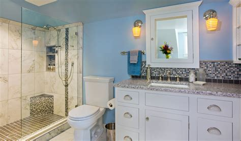 shower ideas for small bathroom square deal remodeling remodeling portland
