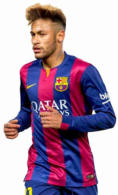 Neymar Transparent Running Barcelona Background Brazil Football