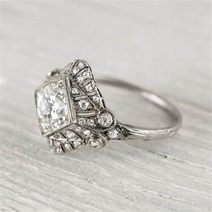 1000 ideas about vintage engagement rings on pinterest With vintage wedding rings pinterest
