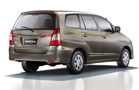 toyota innova 2014 limited edition launched india news india tv