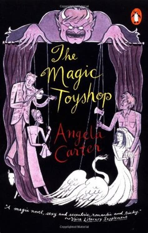magic toyshop  angela carter reviews discussion