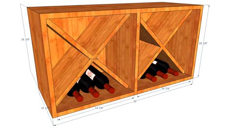 how to build a wine cabinet how to build a basic wine rack how to build a wine rack