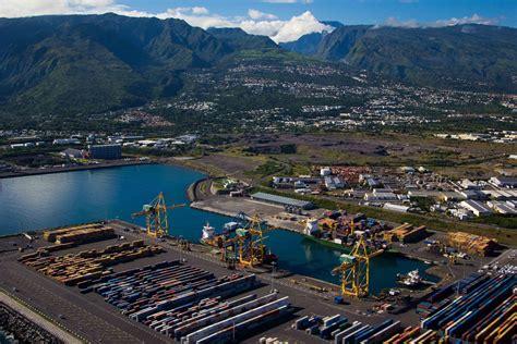 grand port maritime de la reunion port de