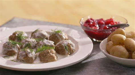 cuisine suedoise boulettes suédoises cuisine futée parents pressés