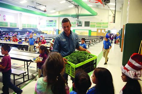 idea farms connect students food idea public schools