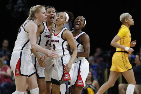 cate reese scores career high  points  arizona