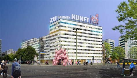Haus Der Statistik  Zku Berlin