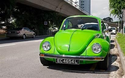 Beetle Vw Volkswagen Wallpapers Bug Classic Fusca