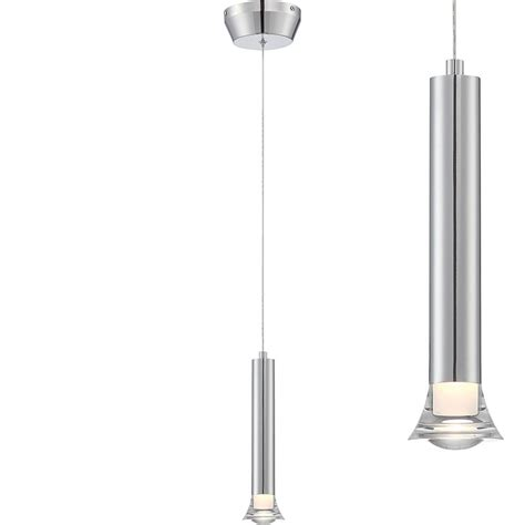 hanging ls for sale lite source ls 19530 divina modern chrome led mini hanging