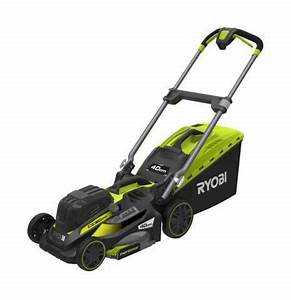 Batterie Ryobi 36v : mower ryobi 36v oneplus fusion without battery or charger ~ Melissatoandfro.com Idées de Décoration
