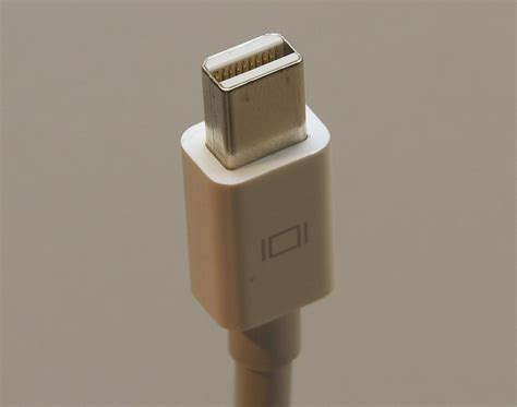 Mini Display by Mini Displayport Wikip 233 Dia
