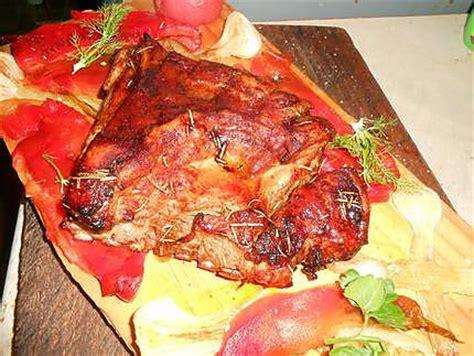 cuisiner poitrine d agneau recette de poitrine d agneau grillée avec miel et paprika