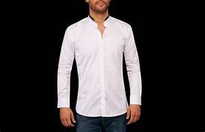 Chemise Col Mao Jules : chemise blanche homme mariage chemise pour mariage homme le mariage chemise blanche homme ~ Farleysfitness.com Idées de Décoration