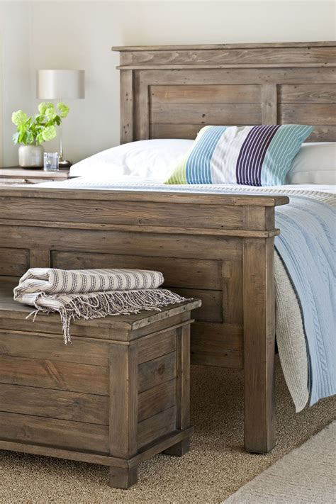 Bedroom Set Plans by Sundried Extension Bedroom Set Reclaimed Pine Solid Wood