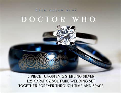 geeky yet affordable wedding rings youbentmywookie